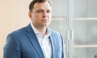 Лидер «Платформы Достоинство и Правда» Андрей Нэстасе.