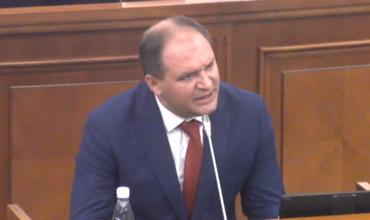 Депутат ПСРМ Ион Чебан.