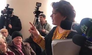 Односельчане Додона требуют от Украины Измаил и Буковину