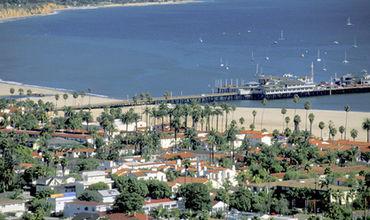 Геологический разлом под городом Санта-Барбара в южной части американского штата Калифорния может стать причиной землетрясения.