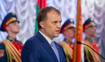 Глава Приднестровья Евгений Шевчук.