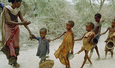 ЮНИСЕФ: в Конго около 400 тысяч детей могут умереть от голода. Фото: AP Photo