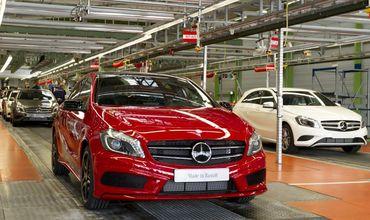 Немецкая компания Mercedes-Benz разрабатывает свой первый электромобиль.