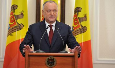 Игорь Додон провел в среду рабочую встречу с послами, аккредитованными в Молдове, с резиденцией в Кишиневе.