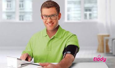 «Elody» помогает вам заботиться о вашем здоровье и о здоровье ваших близких!