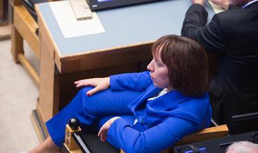 Эстонский министр выступила против отказа от русского языка в школах.