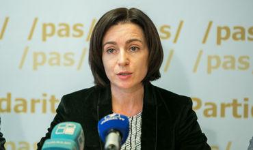 Председатель ПДС не исключает, что лидер ДПМ Владимир Плахотнюк может получить международные санкции.