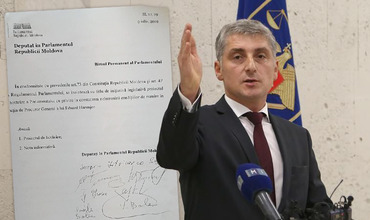 Генеральный прокурор Республики Молдова Эдуард Харунжен.