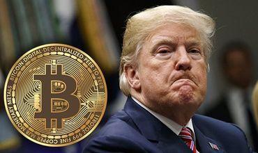 По мнению Трампа, криптовалюты без регулирования способствуют незаконным операциям.