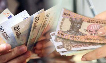 На фоне политического кризиса курс евро может вырасти до 21 лея.