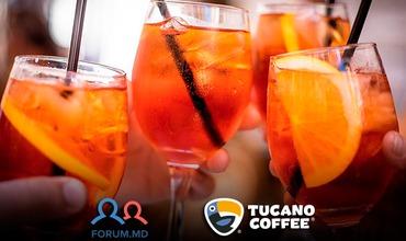 Tucano Coffee Kenya приглашает на охлаждающую вечеринку!