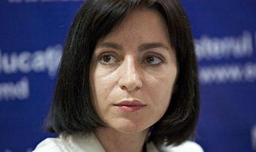 Майя Санду рассказала о своем участии в местных выборах в Кишиневе