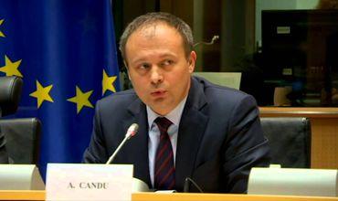 Андриан Канду: Власти не допустят сворачивания курса на Европейский союз