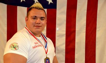 Наш Николай стал чемпионом США в четвертый раз подряд! Фото: Личный архив Николая Йова.