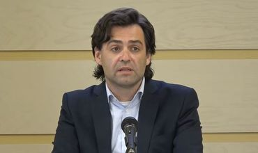Новый Министр иностранных дел и европейской интеграции Республики Молдова Нику Попеску.