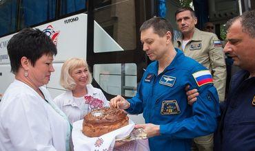 Установлен рекорд суммарного пребывания на МКС.