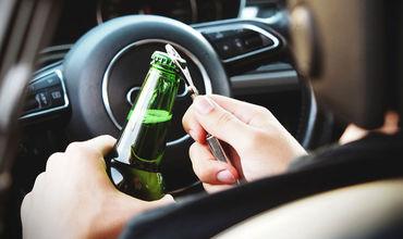Более 1400 водителей задержаны пьяными за рулем за лето.