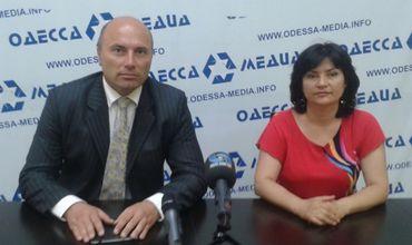 Председатель Союза гагаузов Украины Василий Келиогло.