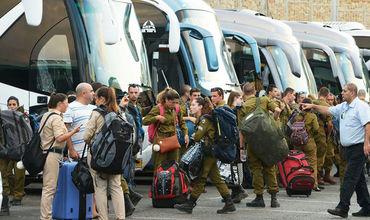 В Израиле спор из-за шабата обернулся ссорой политиков и транспортным коллапсом.