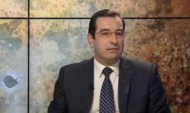 Представитель главного управления разведки минобороны Украины Вадим Скибицкий.
