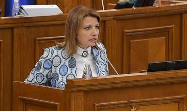 Депутат Арина Спэтару подала в отставку с руководящих должностей в Платформе DA
