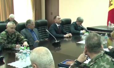 Группа ветеранов-афганцев поддерживает евроинтеграцию Молдовы.