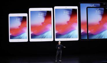 Apple представила новую модель iPad.