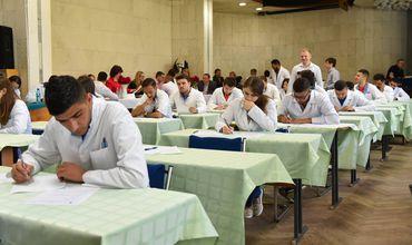 200 студентов медицинского университета могут выслать из Молдовы.