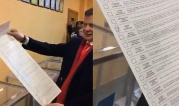 Ляшко, как и Плахотнюк с Цуцу, нарушил правила голосования на выборах