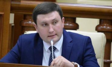 Депутат ПСРМ Владимир Односталко.