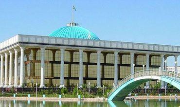 Парламент Узбекистана.