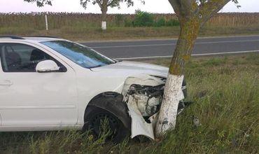 В результате ДТП автомобиль получил механические повреждения.