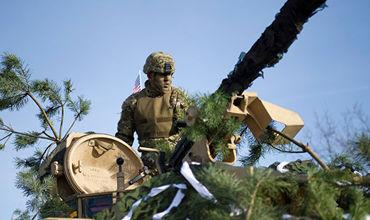 В Польше отрицают присутствие американской дивизии в стране.