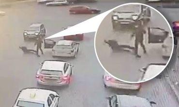 В Кишиневе водитель избил пожилого мужчину: его разыскивает полиция