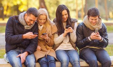 72,9% мобильных устройств работают на Android, 19,4% — на iOS.