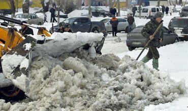 В Молдове после снегопада ожидается наводнение