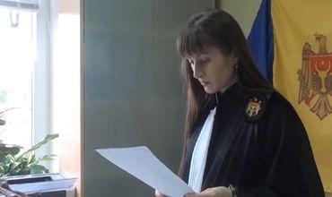 Судья Виктория Хадырка, одна из пяти судей, задержанных в октябре 2018 года по обвинению в пассивной коррупции.