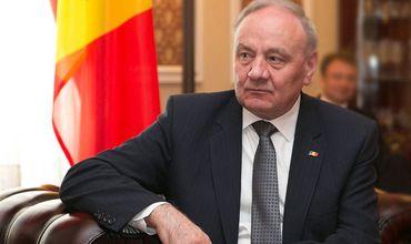 Президент Республики Молдова Николае Тимофти.