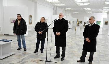 """Открылась выставка-конкурс современного искусства """"Eminesciana-2019""""."""
