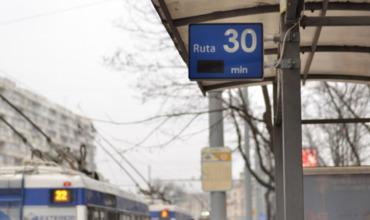 В столице в режиме тестирования уже  установлены четыре электронные панно.