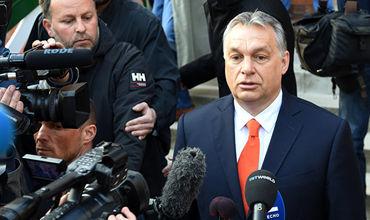 Премьер Венгрии прокомментировал возможное введение санкций Евросоюза.