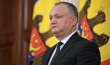 Додон запросит Конституционный суд о роспуске парламента Молдовы.