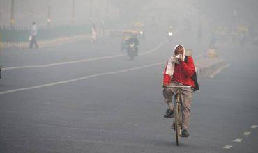 New Delhi: Nivelul poluării, de 10 ori mai mare față de limita admisă