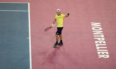 Раду Албот вышел в полуфинал турнира ATP в Монпелье.