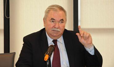 Председатель Либерал-демократической партии Молдовы Виорел Чиботару.
