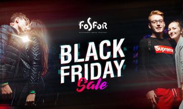 Купи билеты на Fosfor можно приобрести со скидкой 20%.
