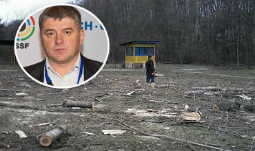 """Блогер: Глава """"Динамо"""" продал стрельбище, лишив лучников тренировок."""
