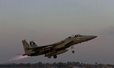 В ночь на пятницу израильские ВВС атаковали цели на территории Сирии, после чего были обстреляны с земли ракетами.