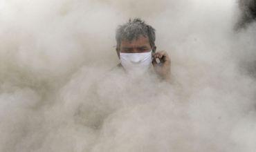 Уровень пыли в воздухе растёт с каждым годом.