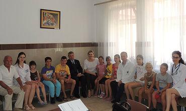 Больные сахарным диабетом дети получат путевки на отдых и лечение в Украине.